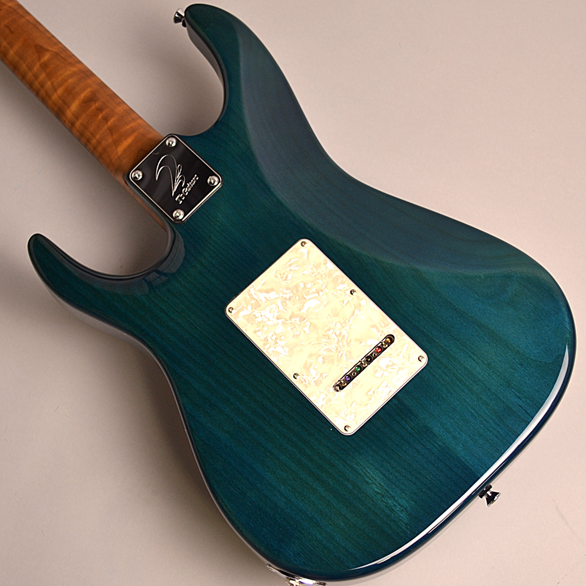 DST-Classic24F Roasted Flame Maple Neckのケース・その他画像