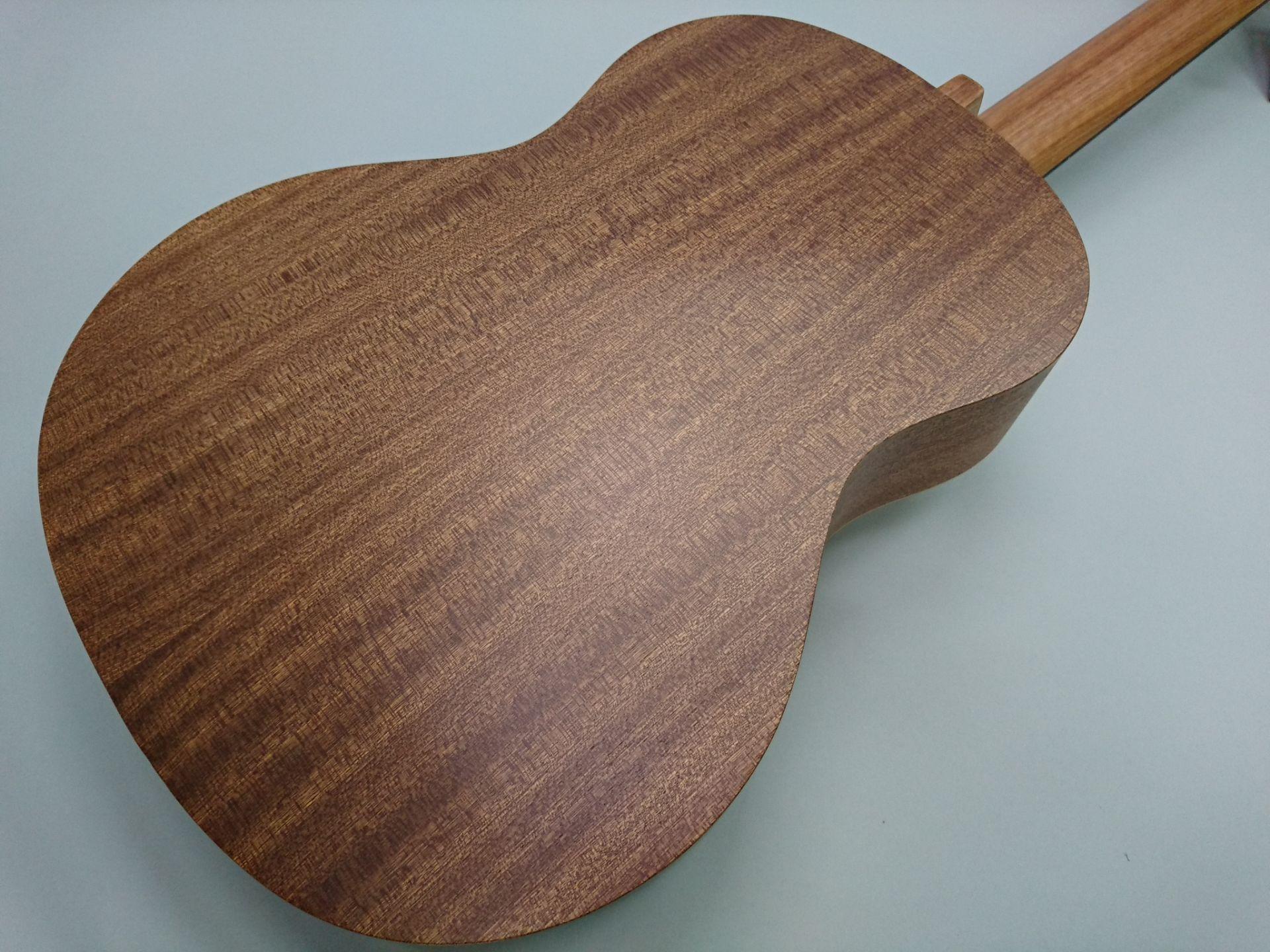 Coco Guitarのボディバック-アップ画像