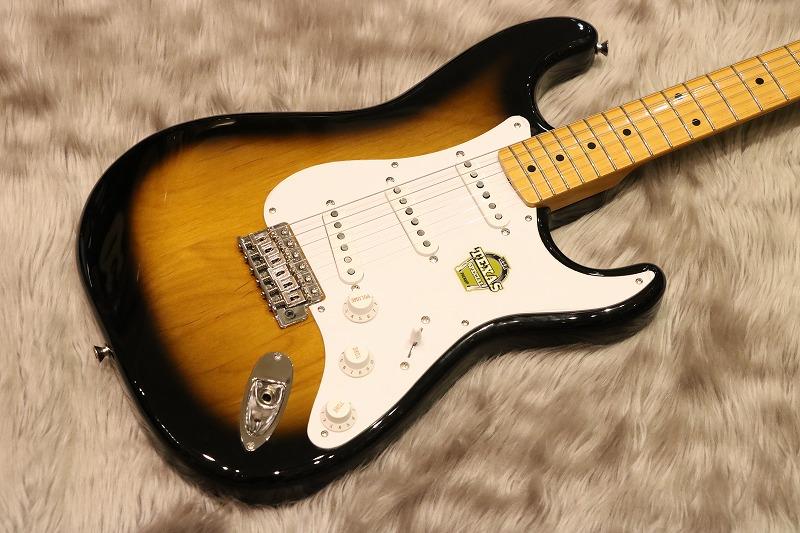 【アウトレット特価】Fender Japan Exclusive Classic 50s Strat Texas Specialのボディトップ-アップ画像