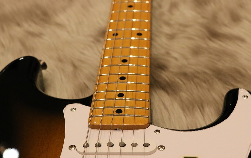 【アウトレット特価】Fender Japan Exclusive Classic 50s Strat Texas Specialの指板画像