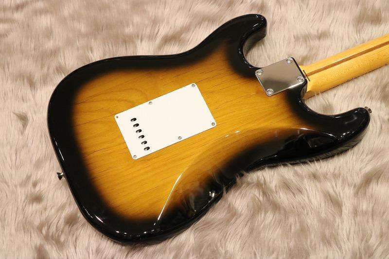 【アウトレット特価】Fender Japan Exclusive Classic 50s Strat Texas Specialのボディバック-アップ画像