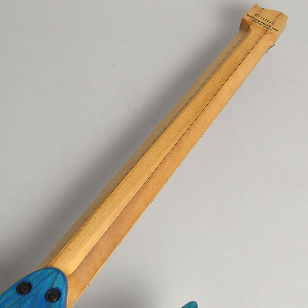 Boden Original 6 Maple/ Blueのヘッド裏-アップ画像