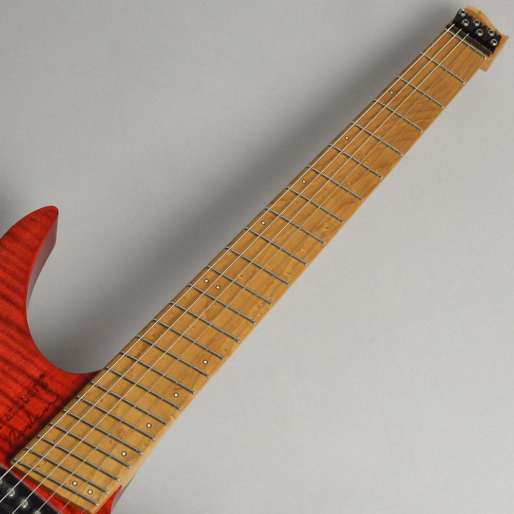 Boden Original 6 Maple/ Redのヘッド画像