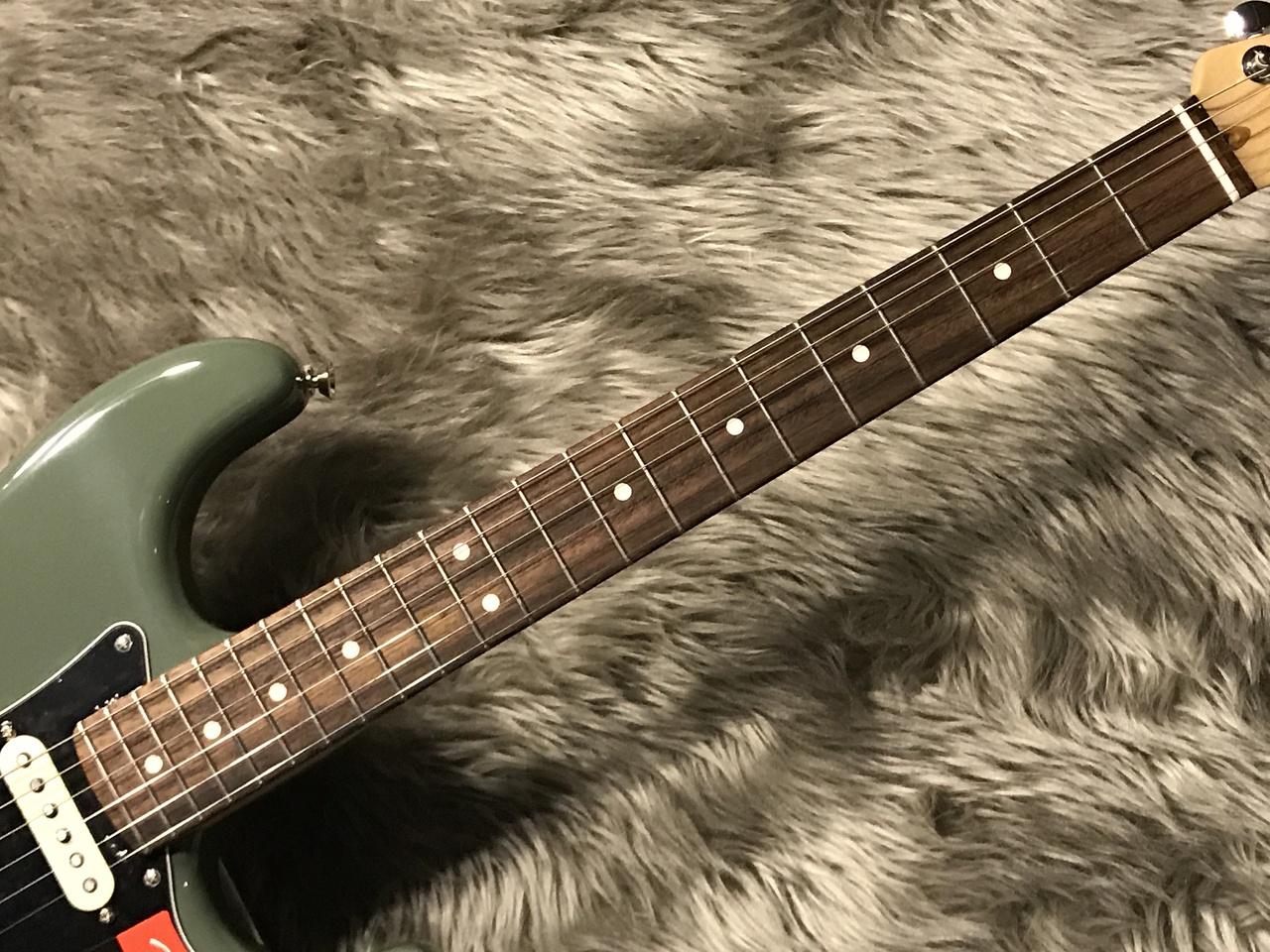 American Professional Stratocaster® RW (ATO)の指板画像