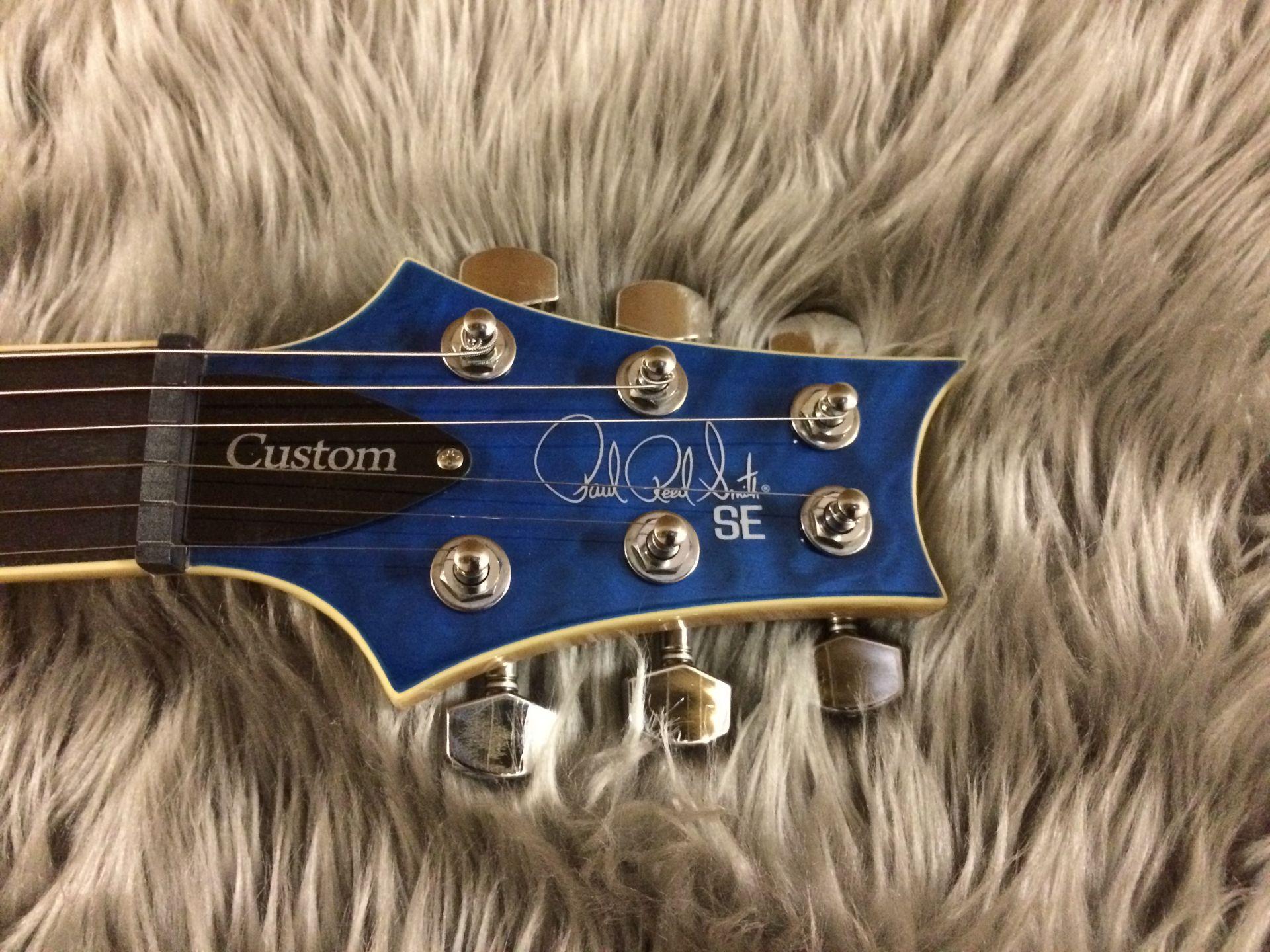 SE CUSTOM 24 QM LTDのヘッド画像