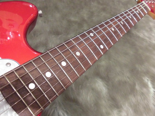 Japan Exclusive Classic 70s Mustang Matching Headの指板画像