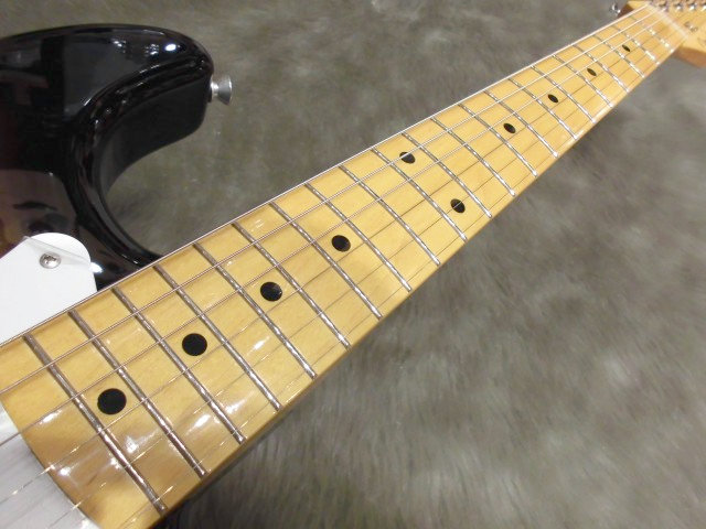 Japan Exclusive Classic 50s Stratocaster Texas Specialの指板画像