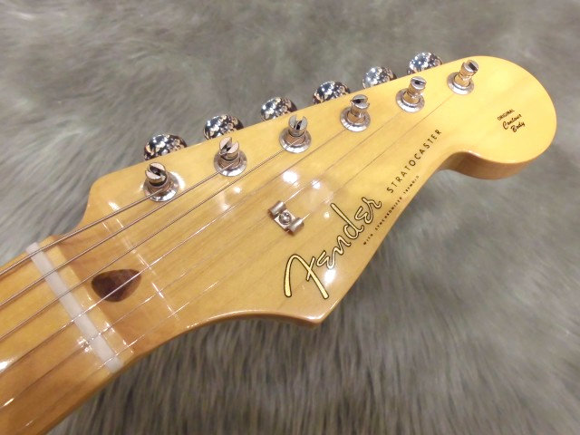 Japan Exclusive Classic 50s Stratocaster Texas Specialのヘッド画像
