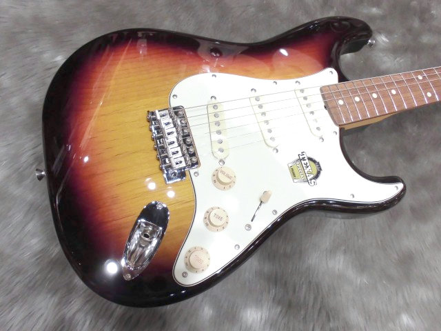Japan Exclusive Classic 60s Stratocaster Texas Specialのボディトップ-アップ画像