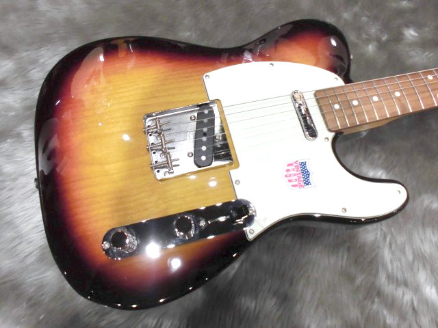 Japan Exclusive Classic 60s Telecaster US Pickupsのボディトップ-アップ画像