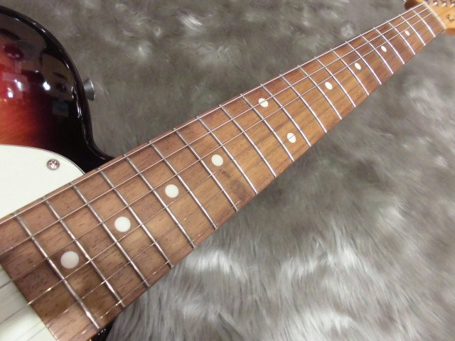 Japan Exclusive Classic 60s Telecaster US Pickupsの指板画像