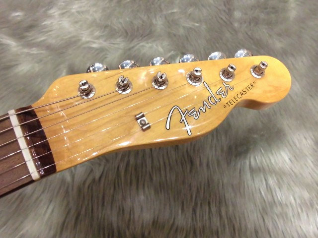 Japan Exclusive Classic 60s Telecaster US Pickupsのヘッド画像
