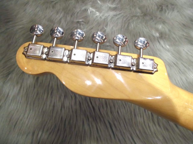 Japan Exclusive Classic 60s Telecaster US Pickupsのヘッド裏-アップ画像