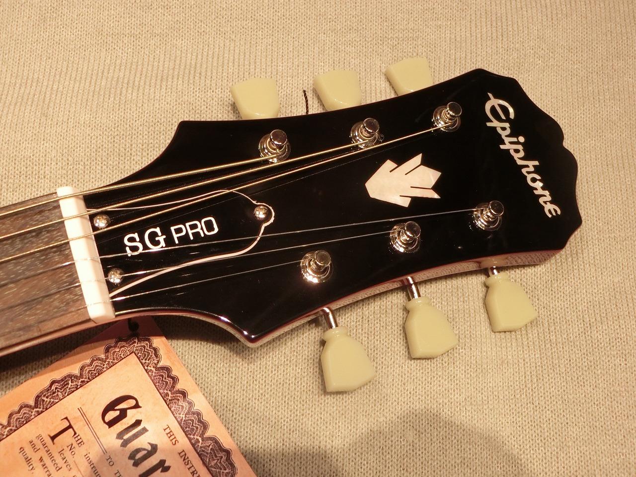 G-400 Proのヘッド画像