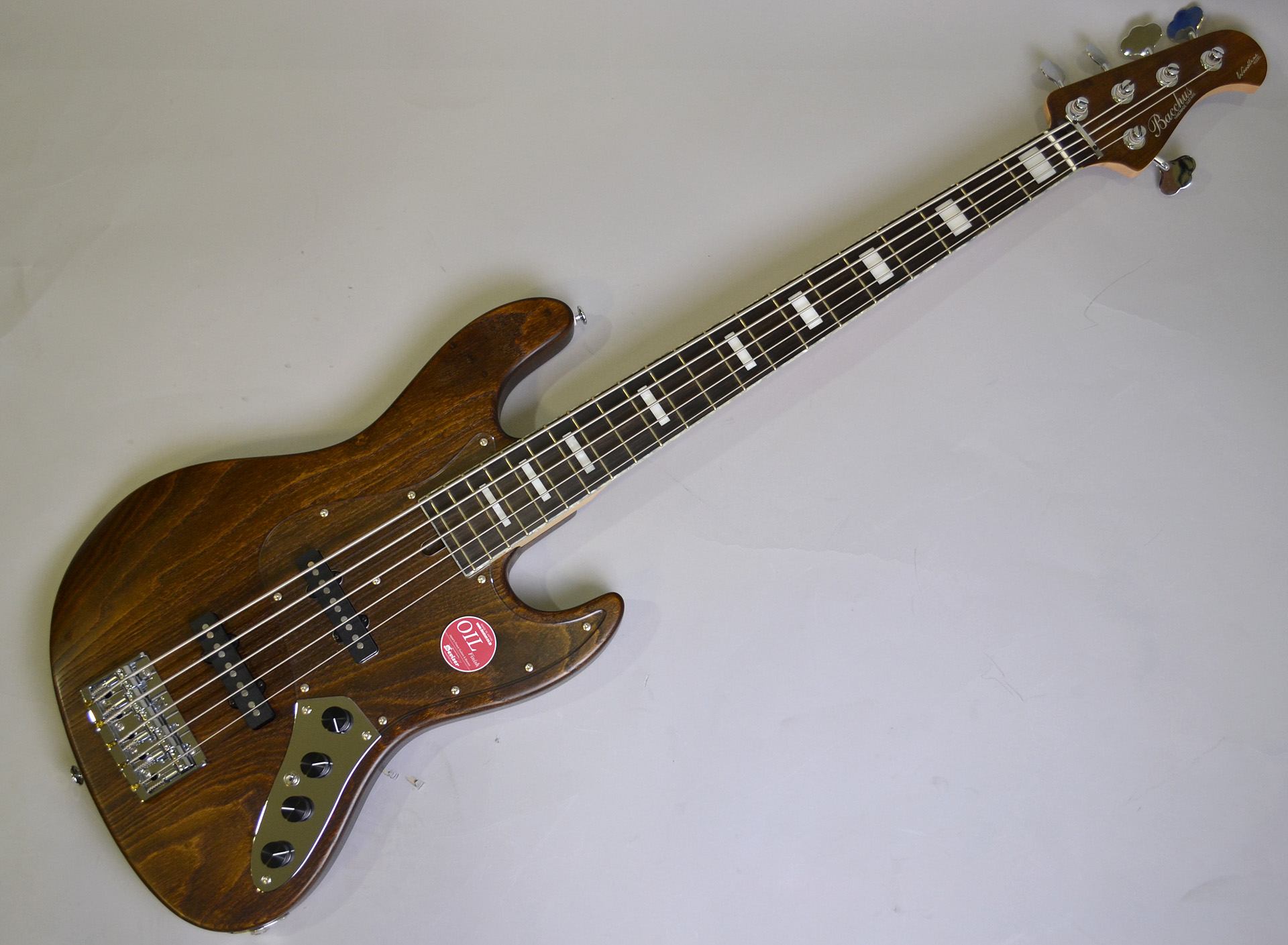 WOODLINE DX5 AC/ E BROWN OIL SN/138316のボディトップ-アップ画像