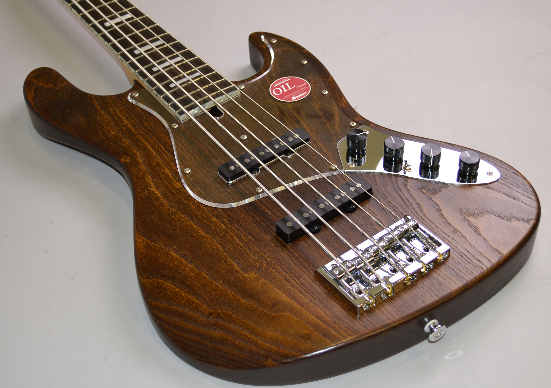 WOODLINE DX5 AC/ E BROWN OIL SN/138316の全体画像(縦)