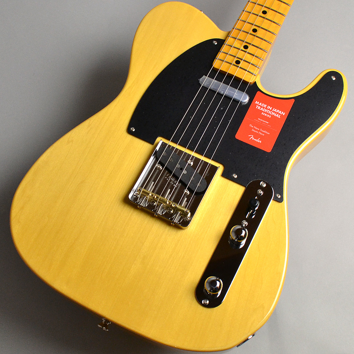 Made in Japan Traditional 50s Telecasterのボディトップ-アップ画像