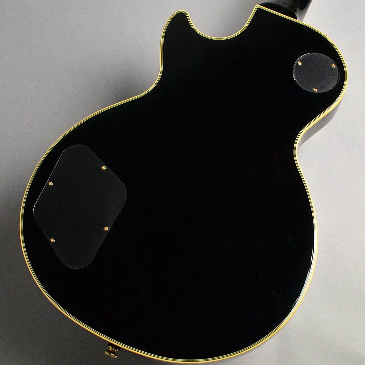 Les Paul Custom PROのボディバック-アップ画像
