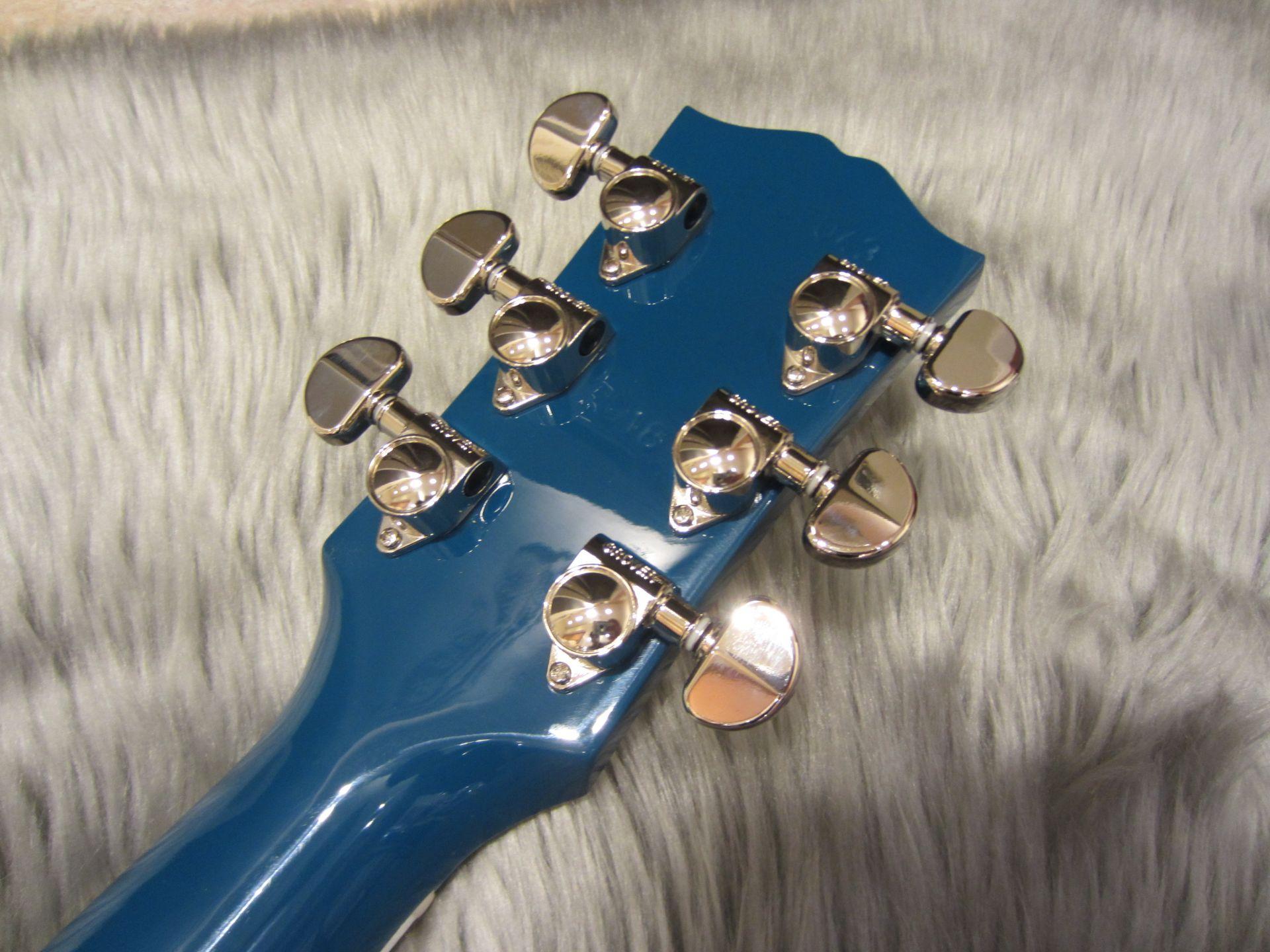 Hummingbird Sky Blueのヘッド裏-アップ画像