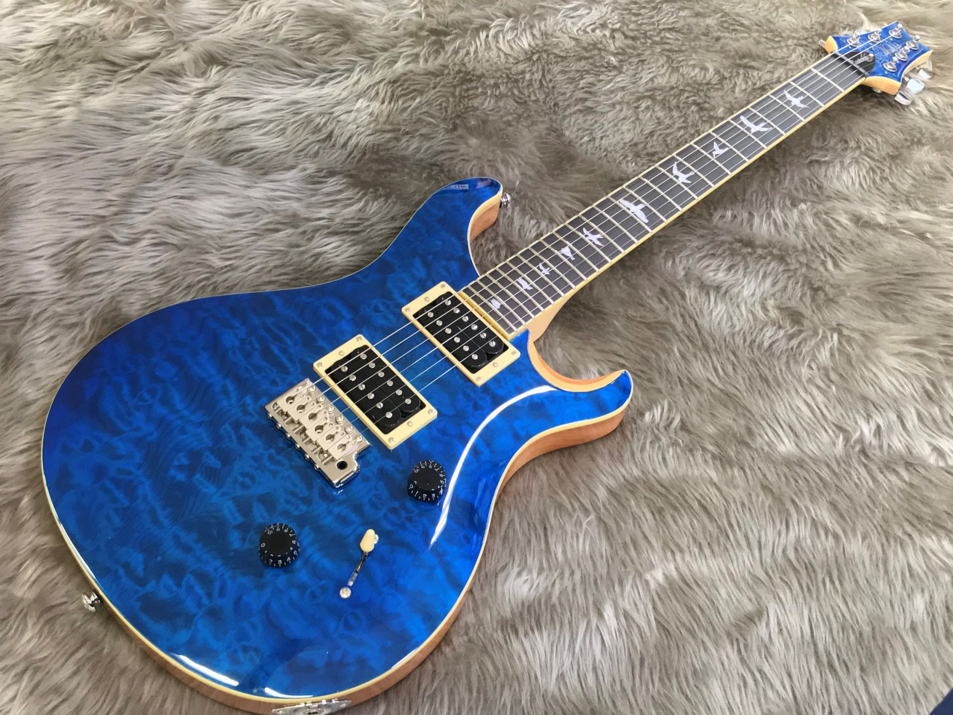 Paul Reed Smith(PRS)  SE CUSTOM 24 QM LTD 写真画像