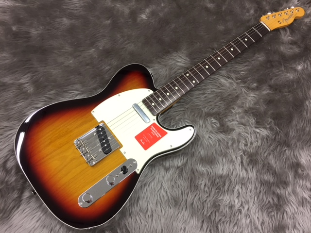 MADE IN JAPAN TRADITIONAL 60S TELECASTER® CUSTOM