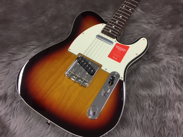 MADE IN JAPAN TRADITIONAL 60S TELECASTER® CUSTOMのボディトップ-アップ画像