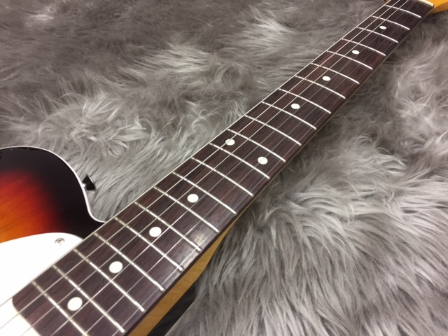 MADE IN JAPAN TRADITIONAL 60S TELECASTER® CUSTOMのボディバック-アップ画像