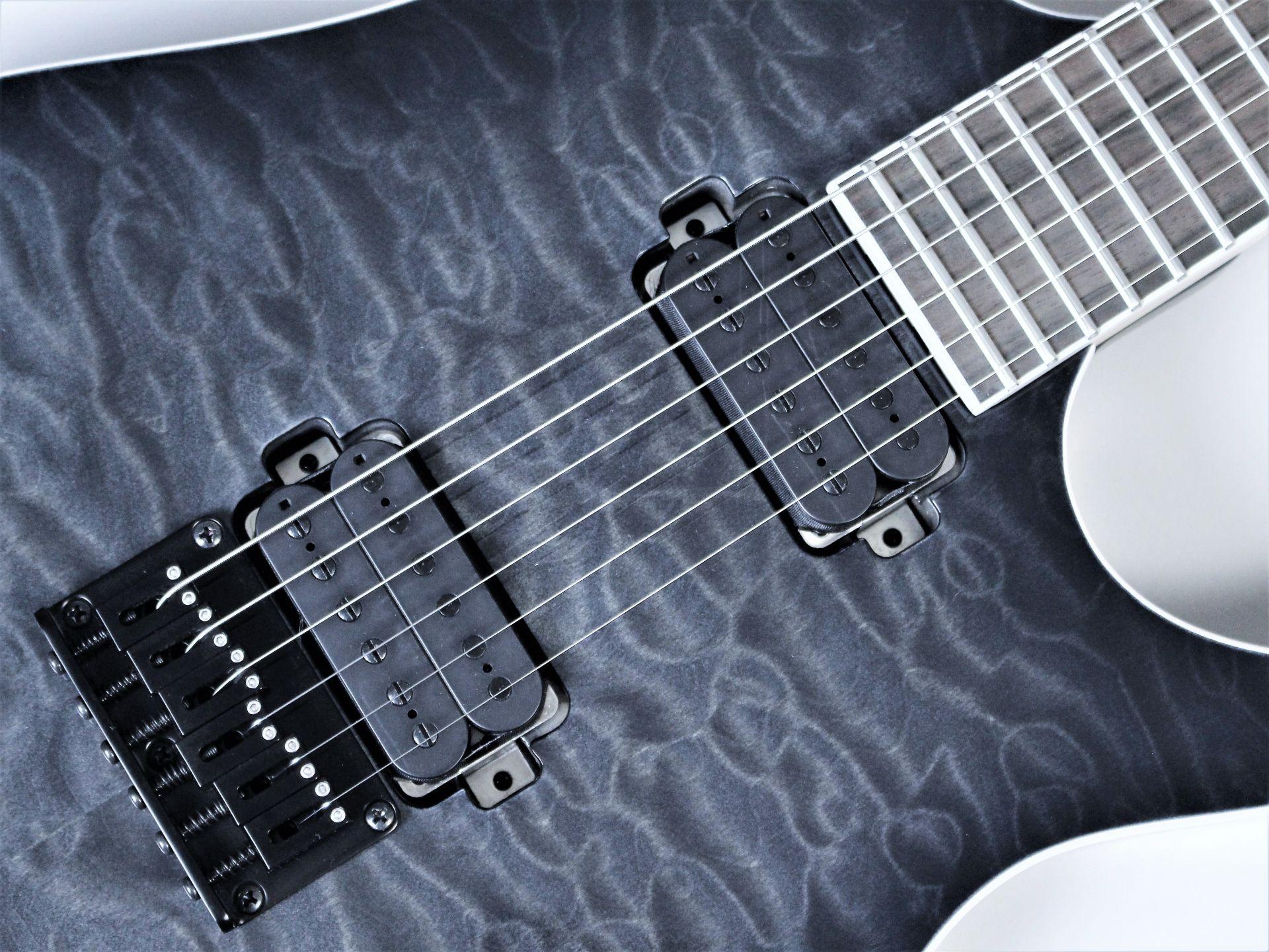 Strictly 7 Guitars – Cobra JS6 QM BBG【6本限定モデル】【4月28日発売・予約受付中】の全体画像(縦)