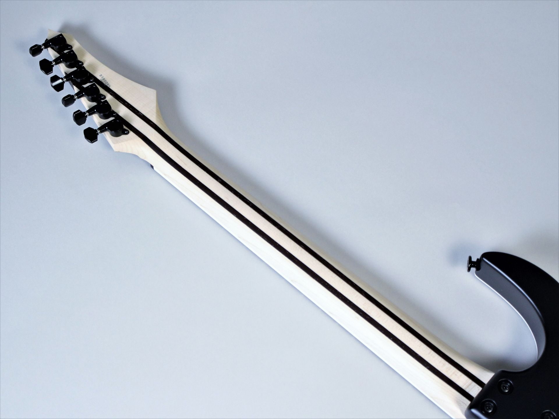 Strictly 7 Guitars – Cobra JS6 FM BBG【6本限定モデル】【4月28日発売・予約受付中】のボディバック-アップ画像