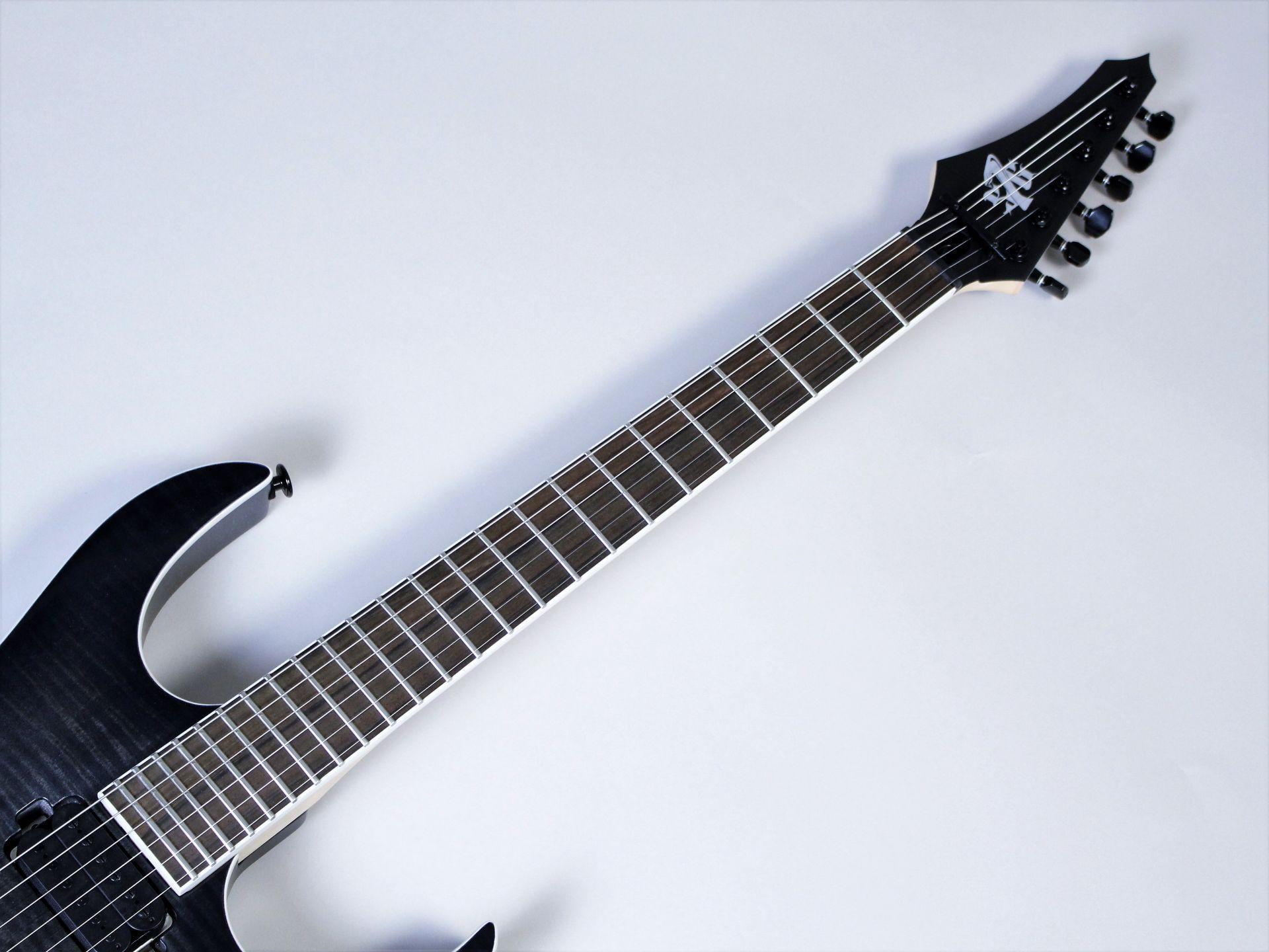 Strictly 7 Guitars – Cobra JS6 FM BBG【6本限定モデル】【4月28日発売・予約受付中】の全体画像(縦)