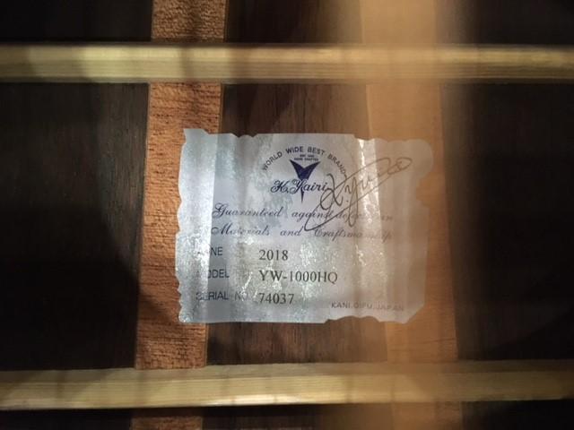 YW-1000のケース・その他画像