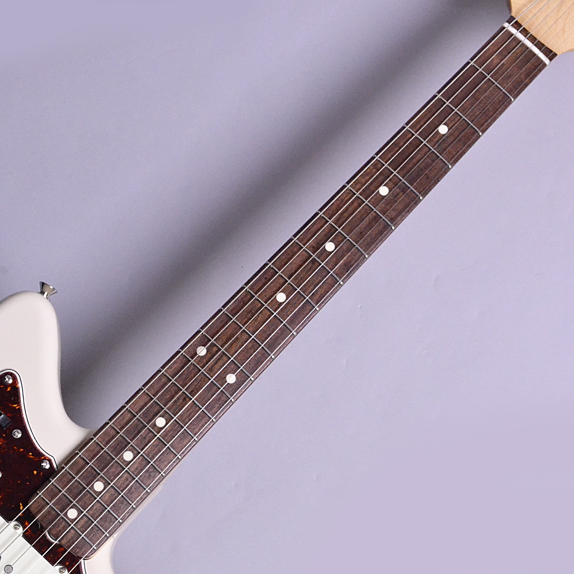 Made In Japan 2018 Limited Collection 60s Jazzmasterの指板画像
