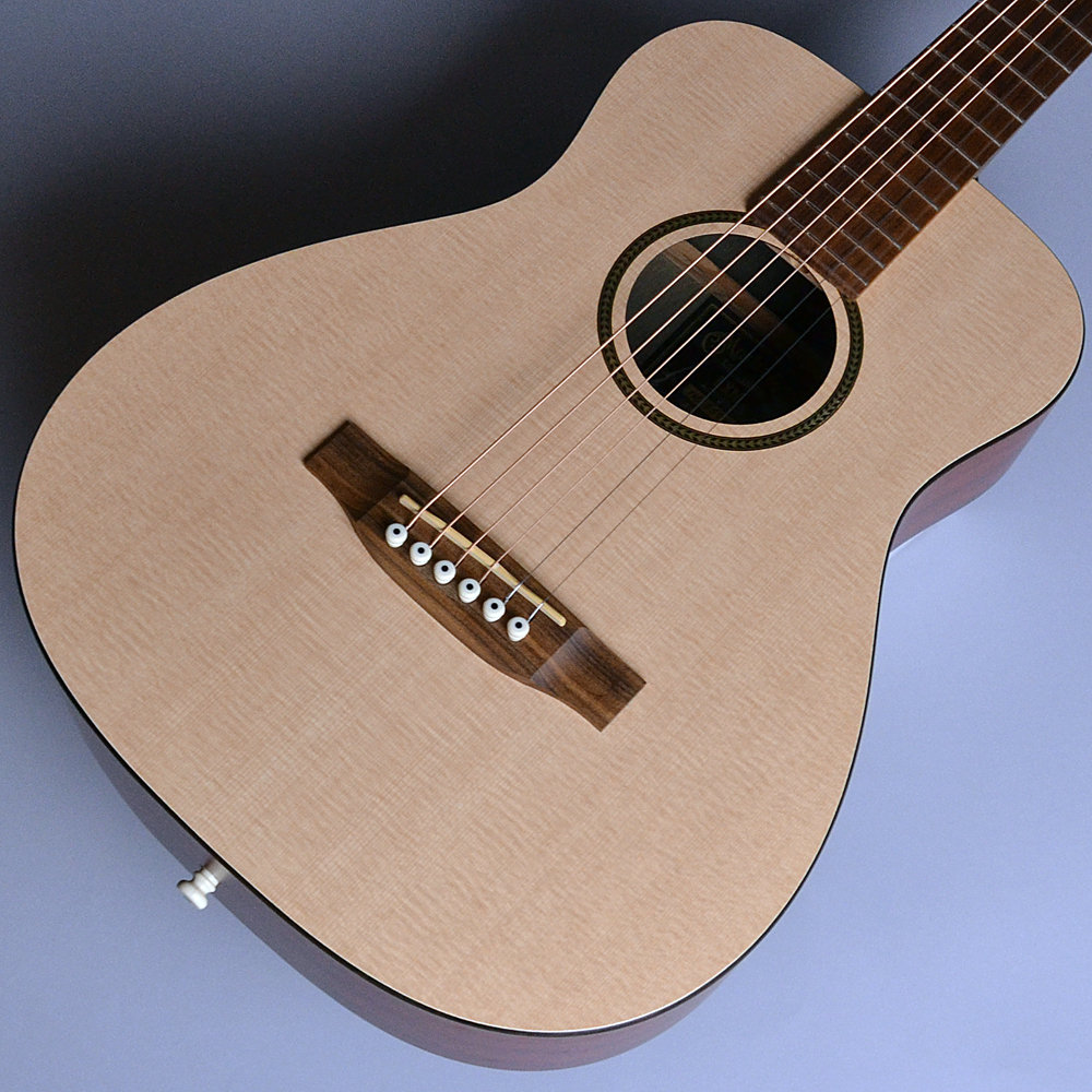 LXM Little Martin Natural (N)【S/N:MG 55026】のボディトップ-アップ画像