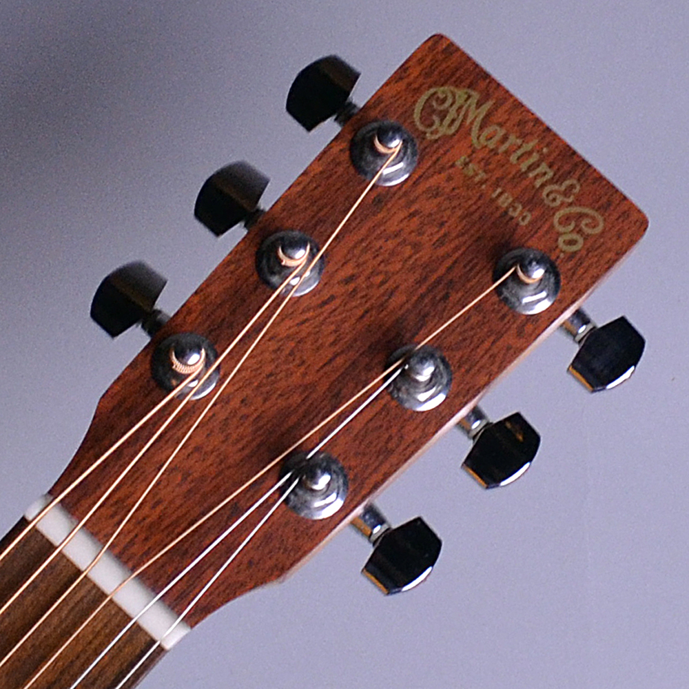 LXM Little Martin Natural (N)【S/N:MG 55026】のヘッド画像