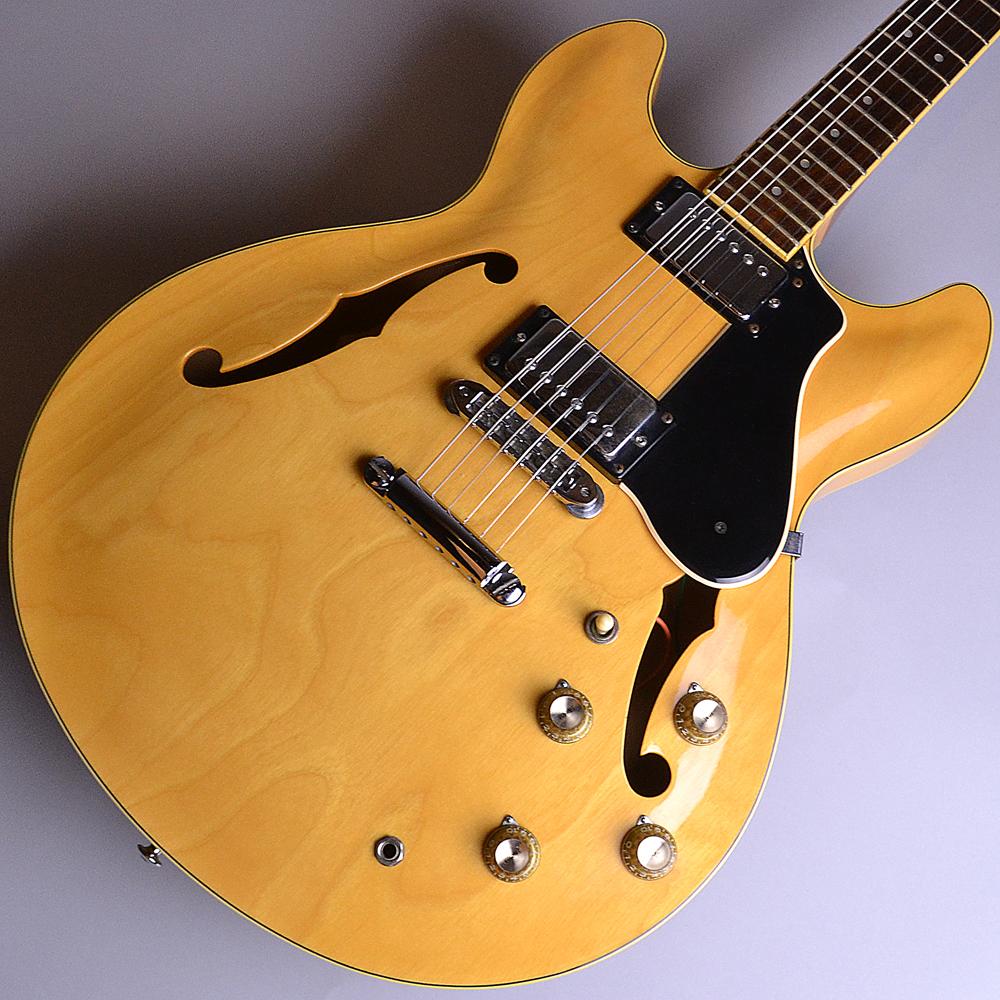 SA-700 Yellow Natural (YN) 【S/N:003497】のボディトップ-アップ画像