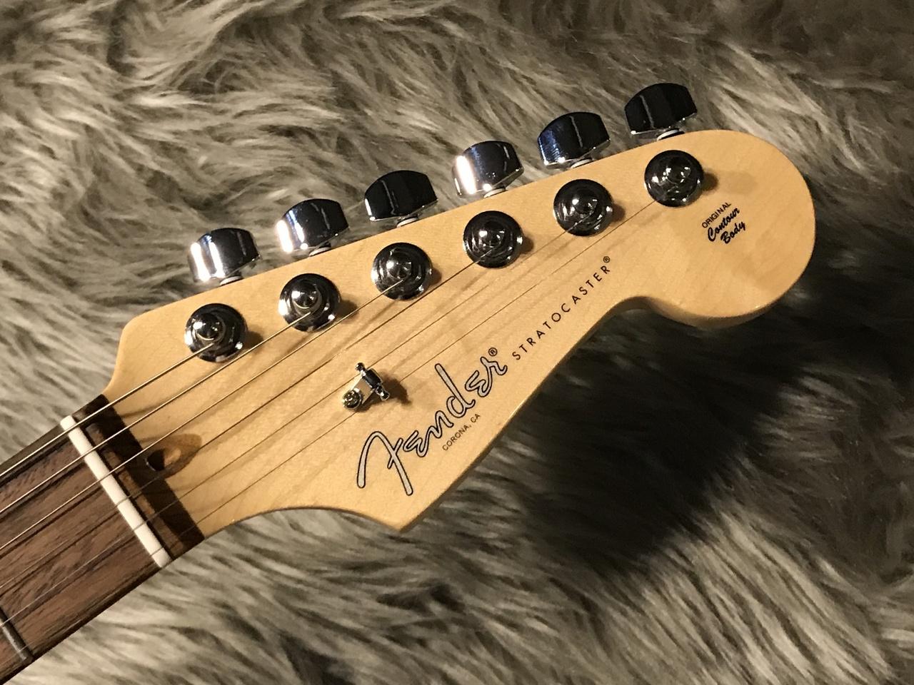 American Professional Stratocaster® RW (ATO)のヘッド画像
