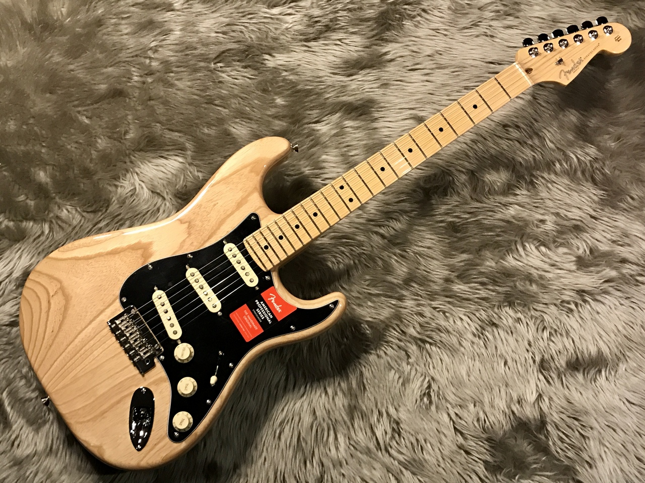 American Professional Stratocaster® (NAT)