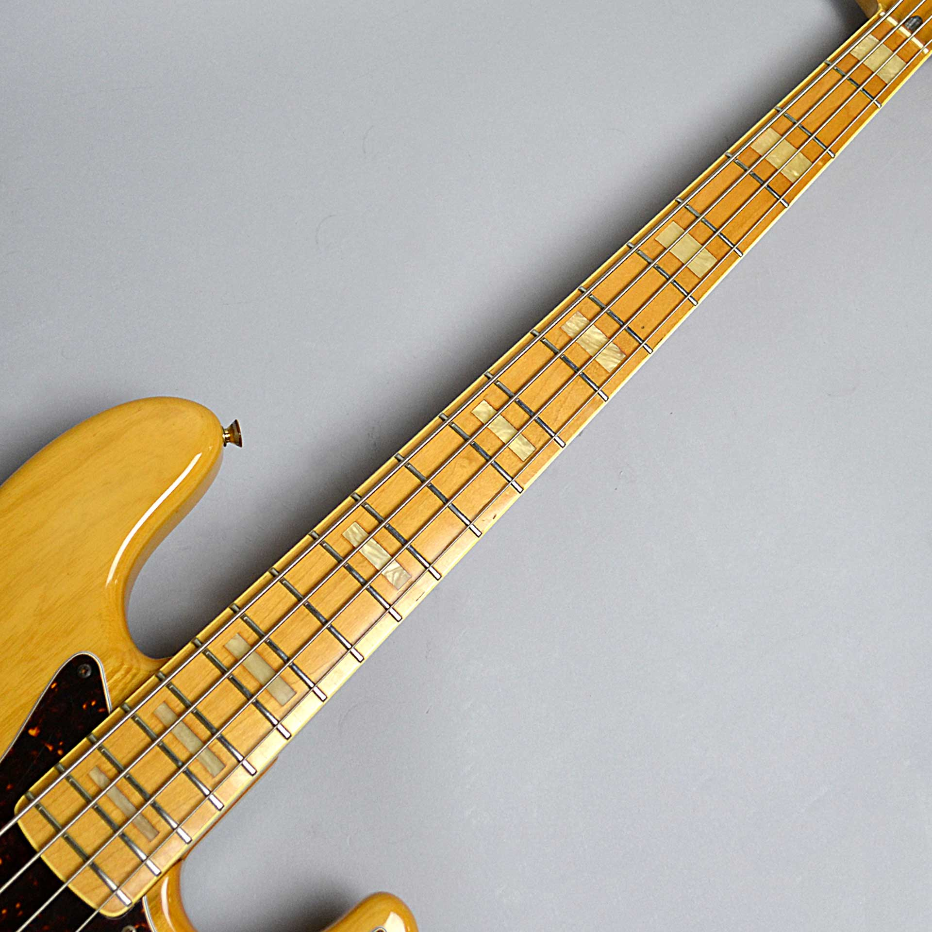 Jazz Bass(USED)のヘッド画像