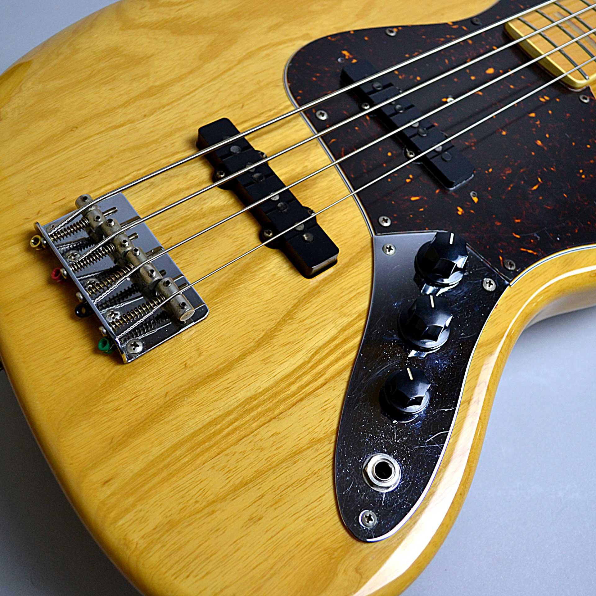 Jazz Bass(USED)のヘッド裏-アップ画像