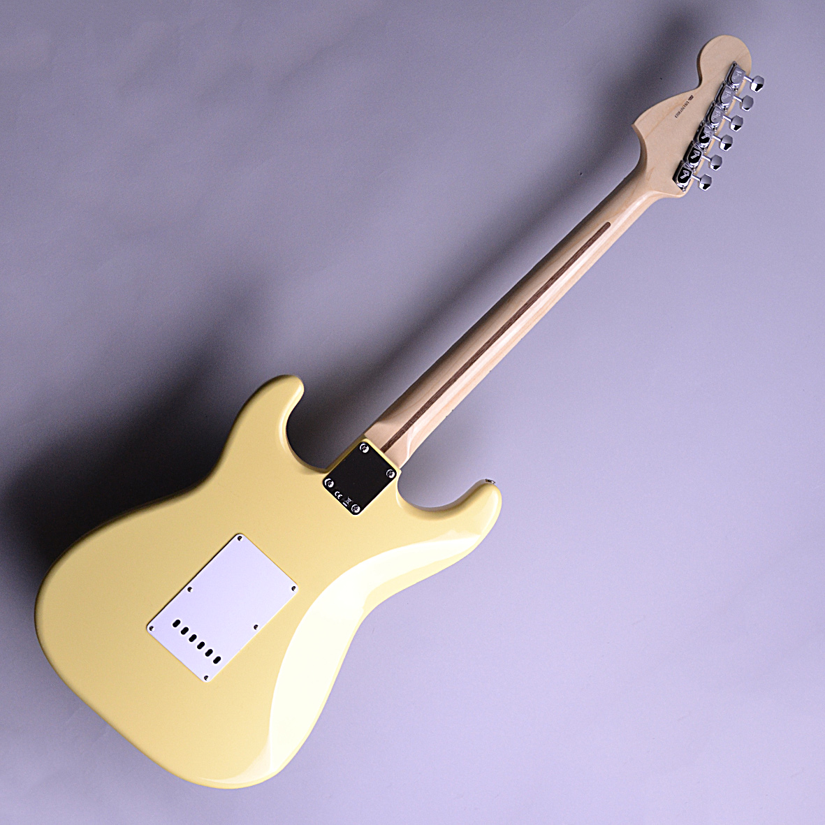 Yngwie Malmsteen Stratocasterの指板画像