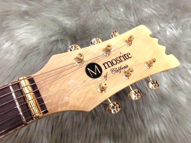 Super Custom 65 銘木のヘッド画像