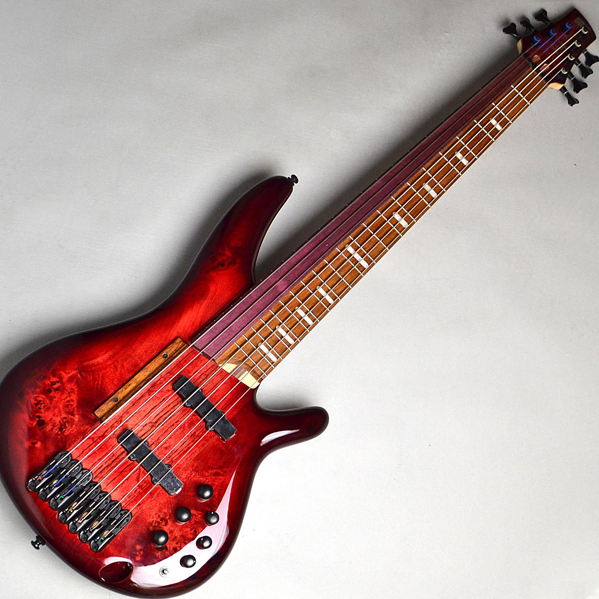 Ashula Bass SRAS7のボディトップ-アップ画像