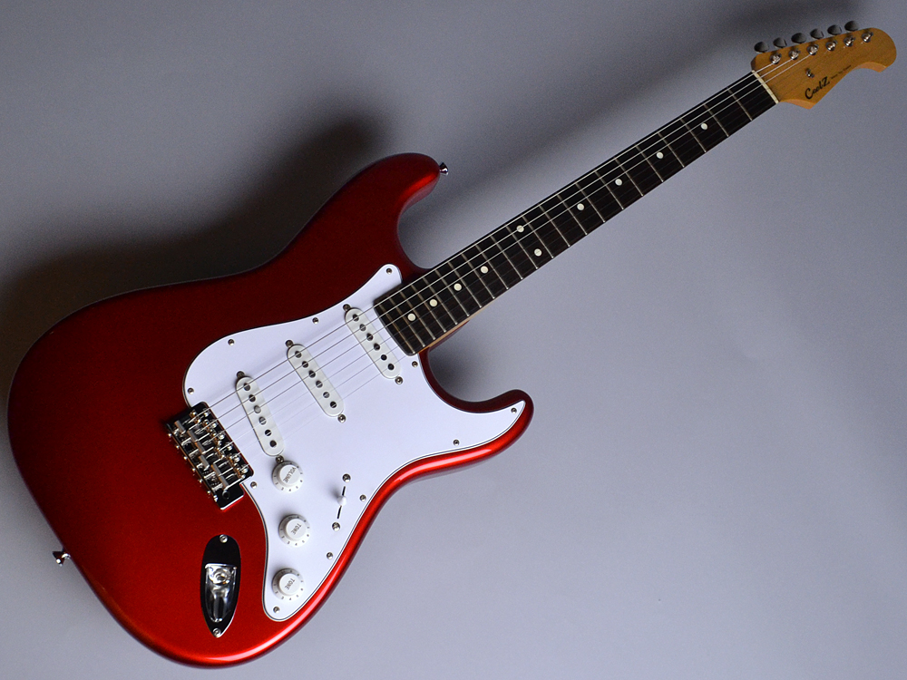 ZST1R Stratocaster Type Candy Apple Red (CAR) 【S/N:A100051】の全体画像