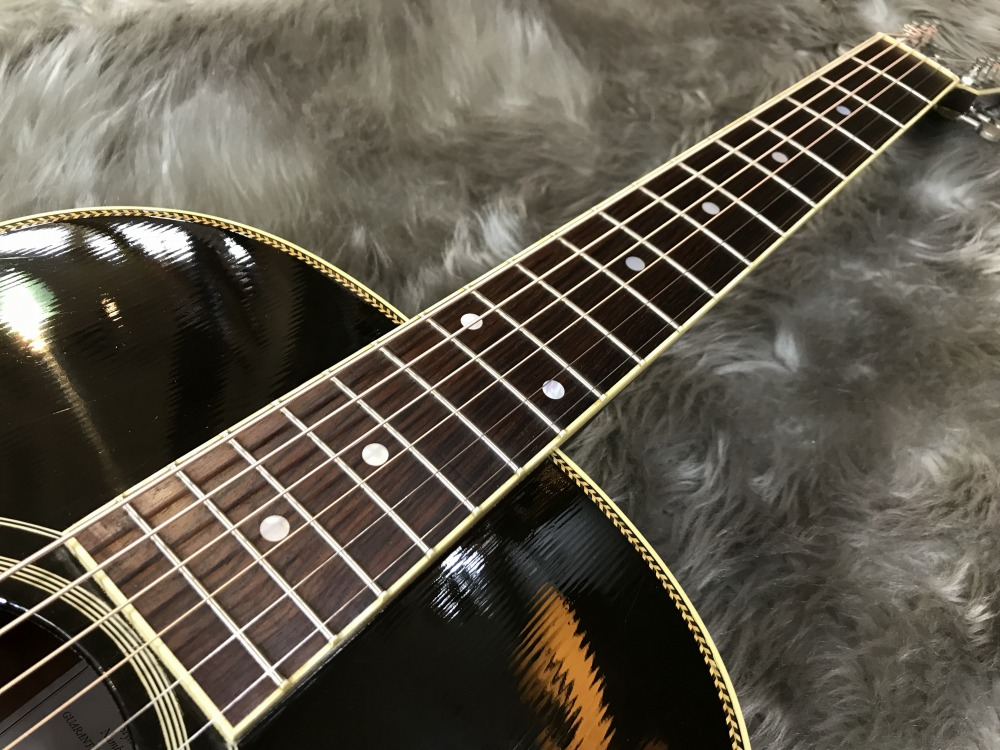 Keb Mo Signature Acoustic Blues Master Modelの指板画像