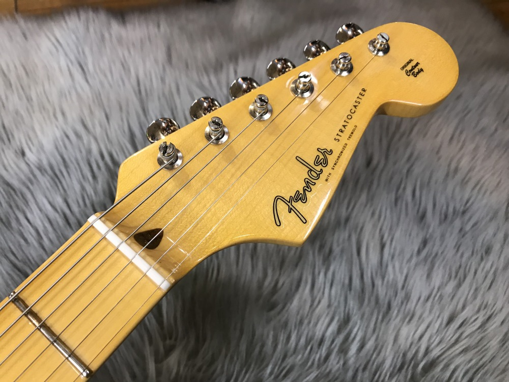 ERIC JOHNSON SIGNATURE  STRATOCASTER® THINLINEのヘッド画像