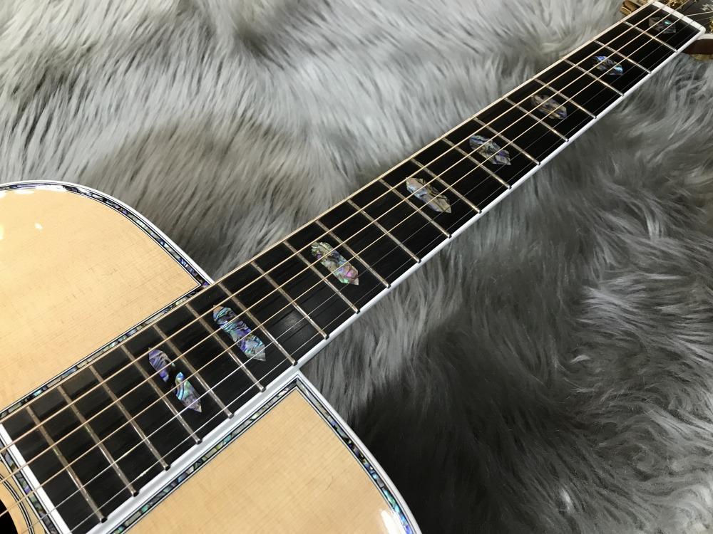 YW-1000HQ Standard Seriesの指板画像