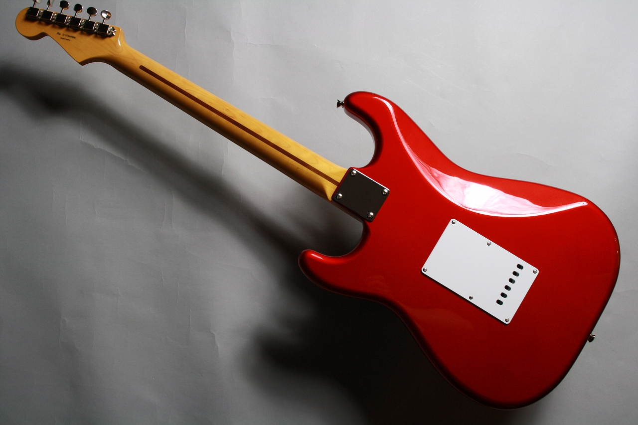 Made in Japan Traditional 50s Stratocasterのボディバック-アップ画像