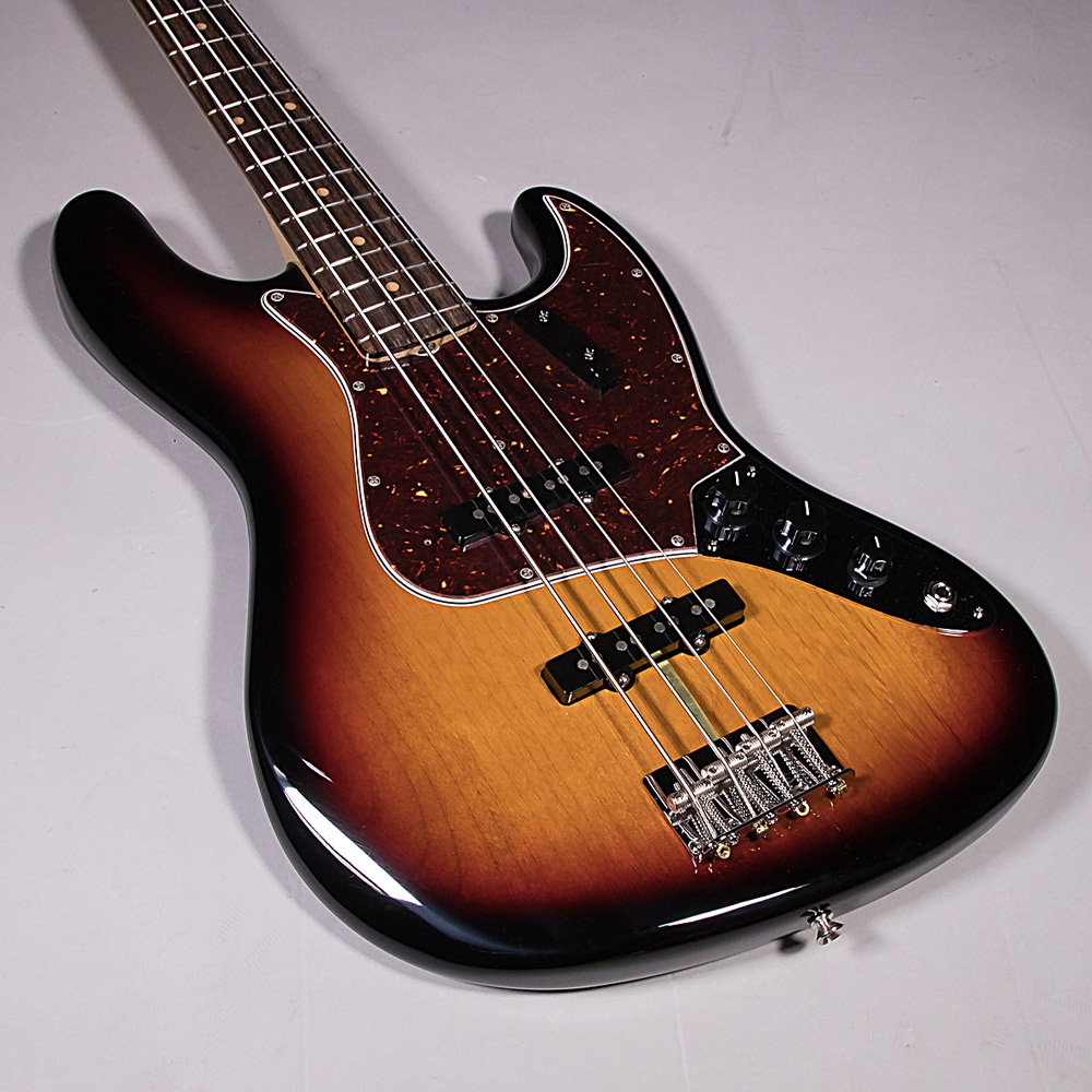 American Original '60s Jazz Bass/RWの全体画像(縦)