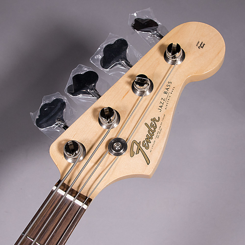 American Original '60s Jazz Bass/RWのヘッド画像