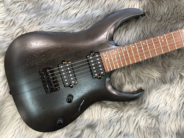 RGAT62-TGF (Guitar)のボディトップ-アップ画像